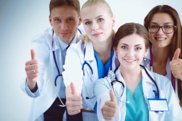 Fachkräfte im Bereich Medizin und Pflege - Zeitarbeit Medizinisches Fachpersonal